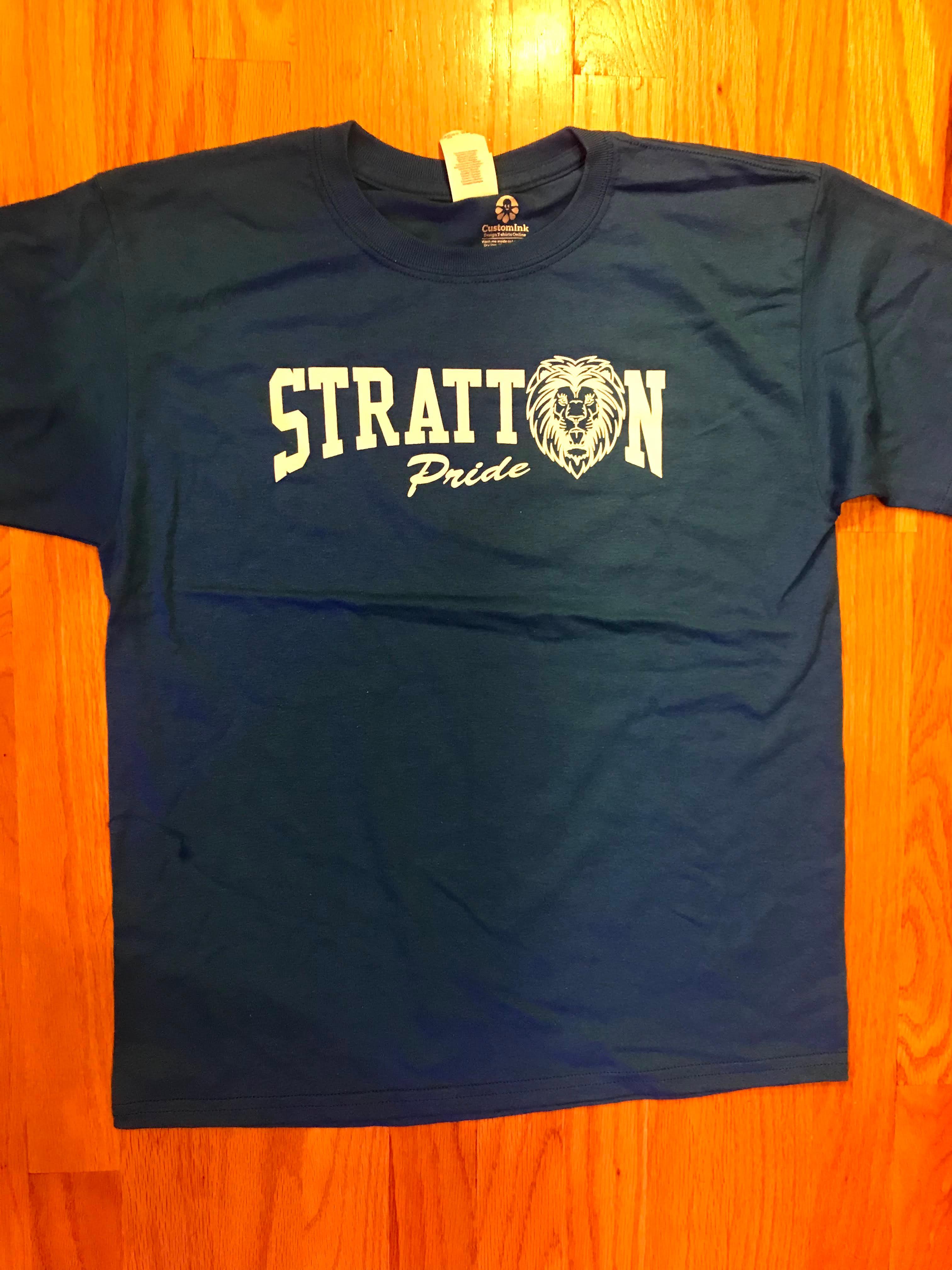 Blue (1st Grade) PRIDE Shirt