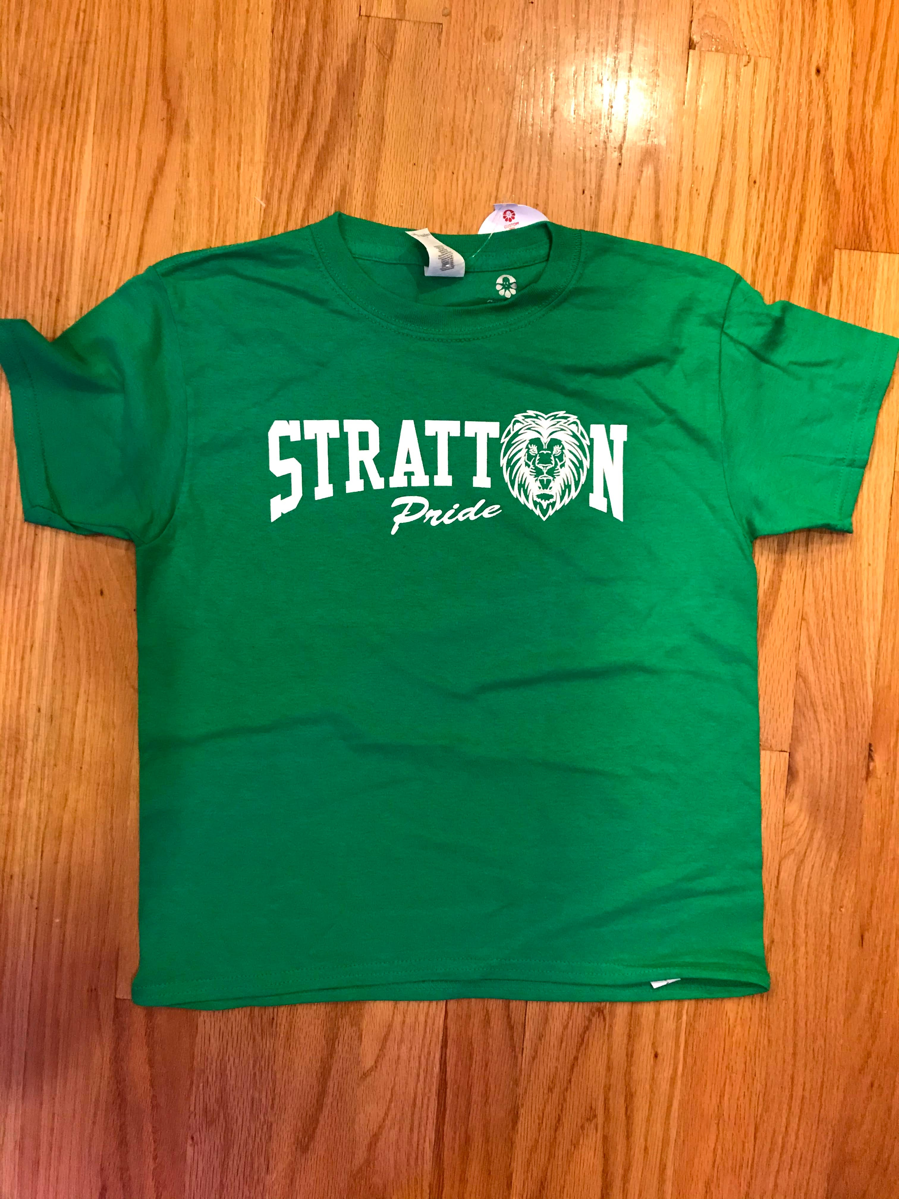 Green (2nd Grade) PRIDE Shirt