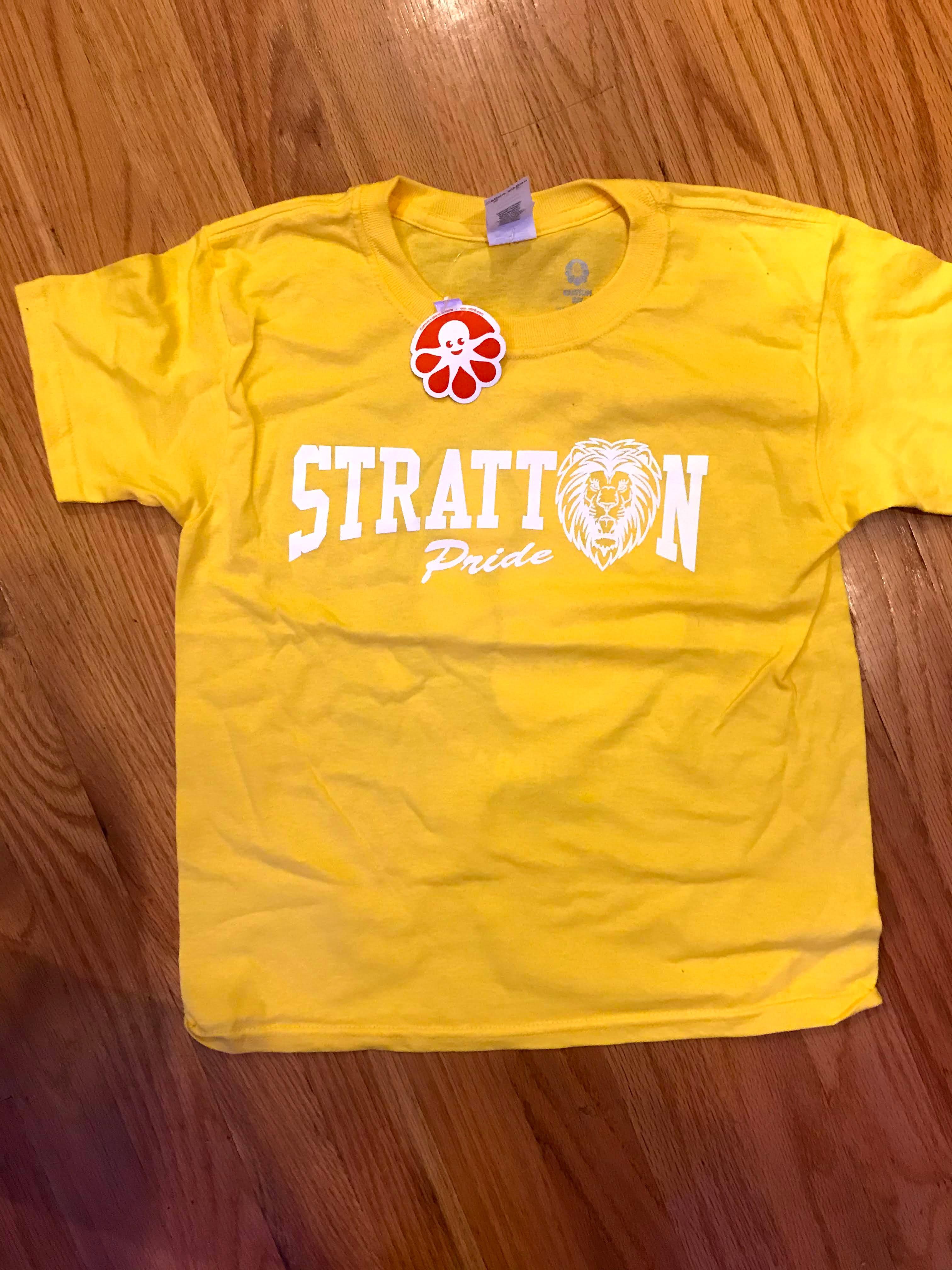 Yellow (3) PRIDE Shirt